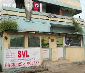 SVL Packers & Movers