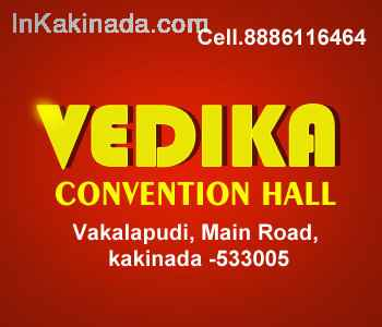 Vedika Convention...