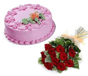 1-kg-strawberry-cake-with-12-red-roses-bunch