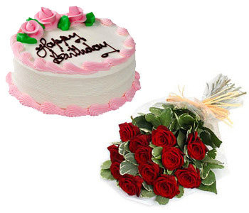 2-kg-strawberry-egg-less-cake-with-12-red-roses-bunch