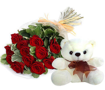 Bunch-of-12-red-roses-_-4-inches-teddy